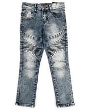 Akademiks - Moto Stretch Jeans (4-7)-2335083