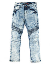 Bottoms - Moto Stretch Jeans (8-18)-2335088