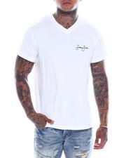 Loungewear - Lounge V-Neck Tee-2337635