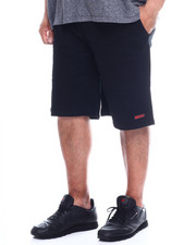 Akademiks - Barone Stretch Jogger Short (B&T)-2336806
