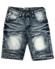 Bottoms - Denim Stretch Shorts (8-20)-2336987