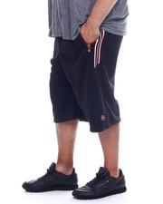Akademiks - Everts Taped Moto Knit Short (B&T)-2337739