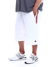 Akademiks - Everts Taped Moto Knit Short (B&T)-2337674