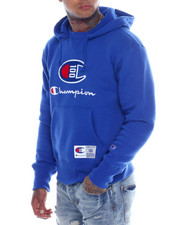 Hoodies - Century Chenille Patch Hoody-2337860