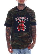 Shirts - GLOBAL BEAR TEE-2337712