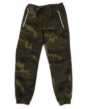 Phat Farm - Stretch Washed Twill Moto Camo Jogger Pants (8-20)-2335115