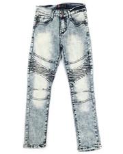 Bottoms - Moto Stretch Jeans (8-18)-2334435