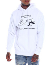 Diamond Supply Co - SCREW'N'EM ALL HOODIE-2338330