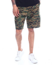 DRJ Army/Navy Shop - Rothco Digital Camo BDU Shorts-1932137