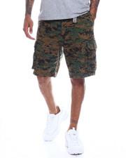 Rothco - Rothco Vintage Camo Paratrooper Cargo Shorts-2337158
