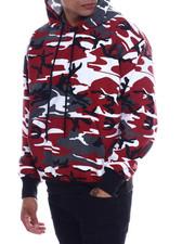 Rothco - Rothco Camo Pullover Hooded Sweatshirt-2338056