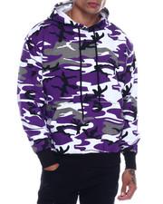 Rothco - Rothco Camo Pullover Hooded Sweatshirt-2338066