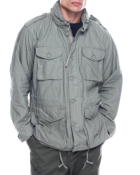 DRJ Army/Navy Shop - Rothco Vintage Lightweight M-65 Field Jacket