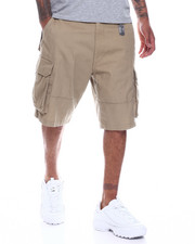 Rothco - Rothco Vintage Solid Paratrooper Cargo Short-2337014
