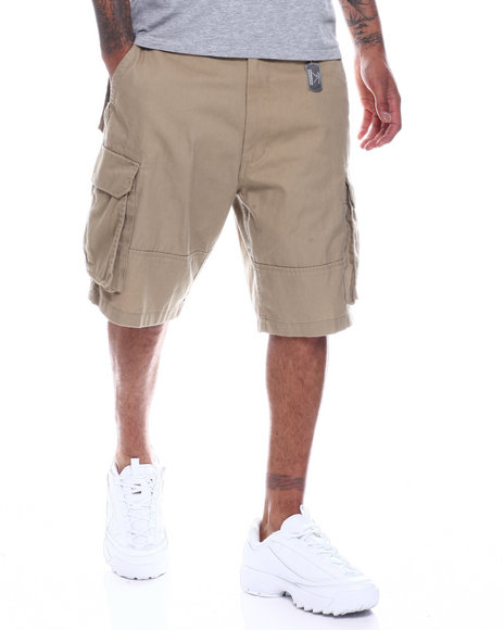 Rothco - Rothco Vintage Solid Paratrooper Cargo Short