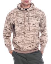 Rothco - Rothco Camo Pullover Hooded Sweatshirt-2338076