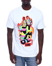 Shirts - SUMMER TIME Tee W/CHENILLE ACCENTS-2338815