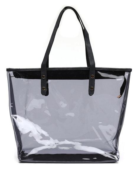 Fashion Lab - Transparent Tote Bag