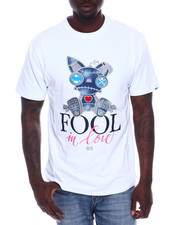 Holiday Shop - FOOL TEE W/TWILL PATCH-2338737