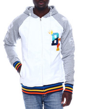 Born Fly - JACQUES FLEECE HOODIE-2338762