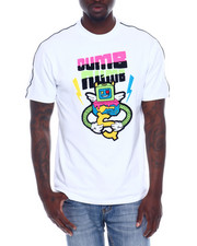 Shirts - DUMB NUMB TEE W/CHENILLE PATCH-2338773