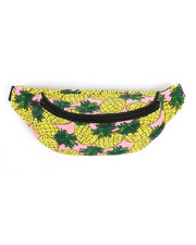 Spring-Summer-W - Pineapple Print Fanny Pack-2336146