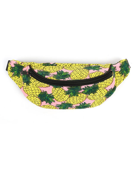 Fashion Lab - Pineapple Print Fanny Pack