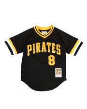 NBA MLB NFL Gear - Authentic BP Jersey Willie Stargell (8-20)-2335584