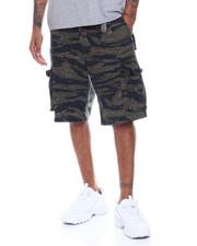 Rothco - Rothco Vintage Camo Paratrooper Cargo Shorts-2339778