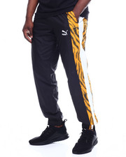 Athleisure for Men - TIGER PANEL TRACK  PANT-2339946
