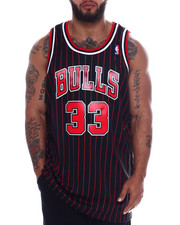 Mitchell & Ness - Bulls Pippen NBA Swingman Jersey (B&T)-2339490
