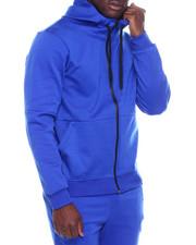 Light Jackets - Tech Zip Hoodie-2339168