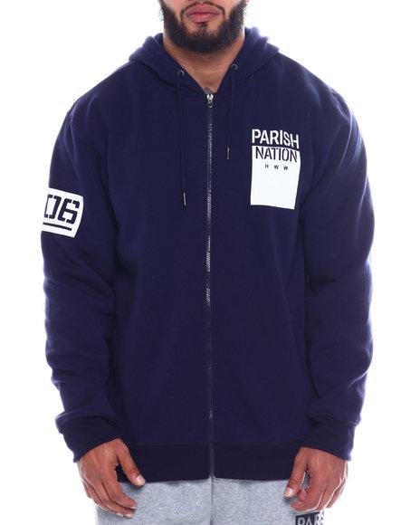 Parish - Zip Hoody (B&T)
