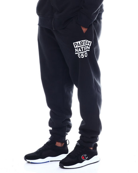 Parish - Fleece Sweatpants (B&T)