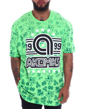 Akademiks - Spoetsman All Over Print HD Print Tee (B&T)-2336793