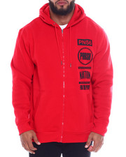 Parish - Full Zip Hoodie (B&T)-2339591
