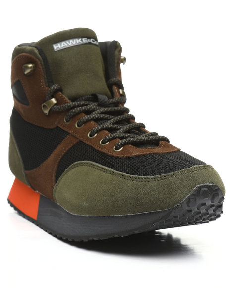 HAWKE & Co. - Liberty Lace Up Hiker Boots