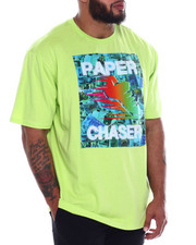 Akademiks - Chase Paper Chaser Tee (B&T)-2336762