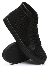 TAYNO - High Top Studded Sneakers-2339332