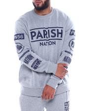 Parish - Fleece Crewneck Pullover  (B&T)-2339221