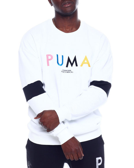 Puma - Last Days Crewneck Sweatshirt
