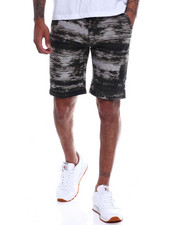 Buyers Picks - OMBRE SPACE DYED SHORT-2339752