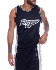 Tanks - Dr J Star Mesh Tank-2339111