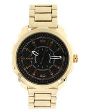 Rocawear - Gold Metal Watch-2330196