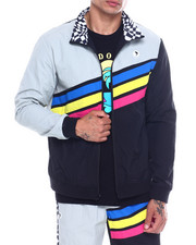 Pink Dolphin - DOLPHIN MOTORSPORTS TRACK JACKET-2341536