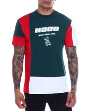 Men - hood Good Vibes Only Tee-2341422