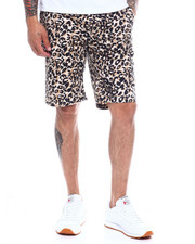 Men - Cheetah Woven Short-2340929