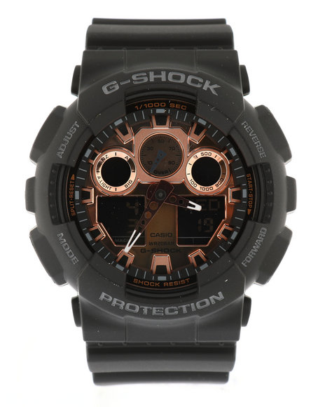 G-Shock by Casio - GS Analog-Digital Resin Watch
