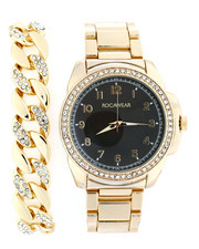 Accessories - Watch & Chain Bracelet Set-2335999