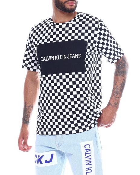 Calvin Klein - BMX INSTITUTIONAL LOGO TEE